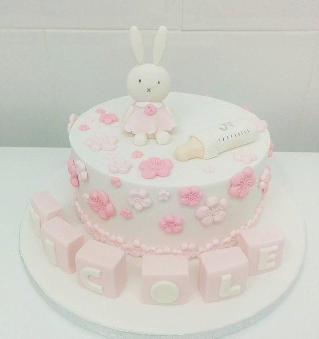 Miffy kakku