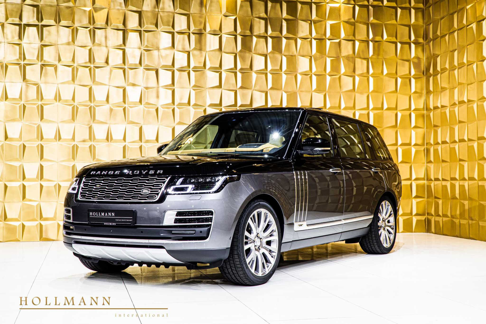 Land Rover Range Rover 5 0 Lwb Sv Autobiography Hollmann International Germany For Sale On Luxurypulse In 2021 Range Rover Land Rover Range Rover Supercharged