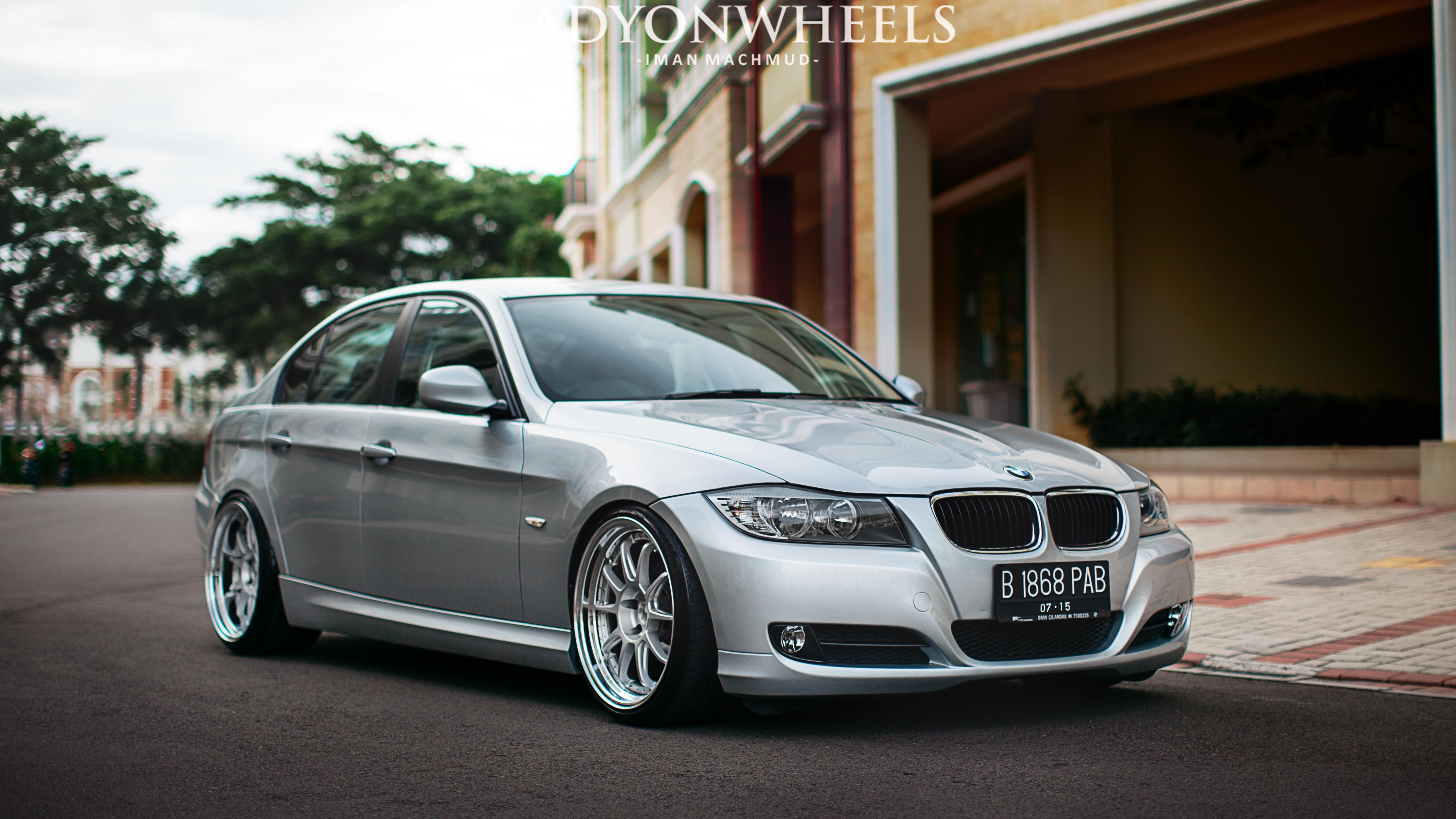 When The Solution Is Simple Abdee Faishal S Bmw E90 On Ssr Sp3