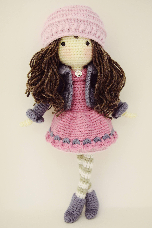 Amigurumi Doll Pattern Custom Ideas