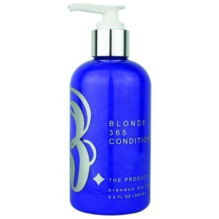 B THE PRODUCT Powerful Purple Toning Hair Conditioner-Hair Colorist Recommended, Anti Brassy Hair Conditioner, Purple Conditioner For Blonde Hair With Color Balance 8.5oz. - Walmart.com
