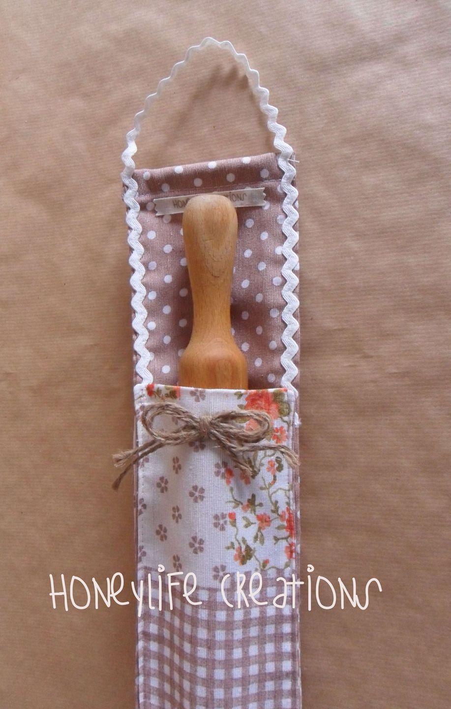 Risultati immagini per accessori cucina country in tessuto ...