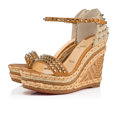 chaussures louboutin compensees