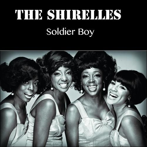 Image result for the shirelles SOLDIER BOY