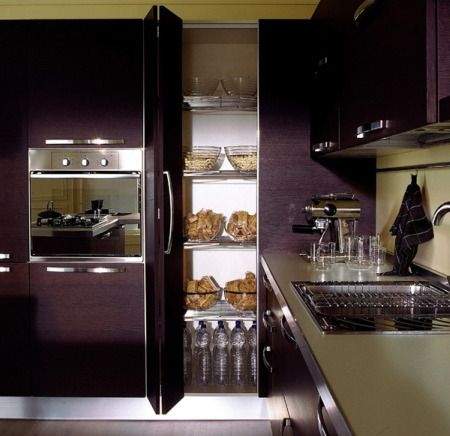 C mo organizar los cajones y alacenas de la cocina for Alacenas de cocina