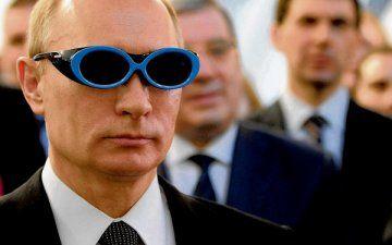 Cool Goggles Vladimir Putin Russia Online Dating Profile
