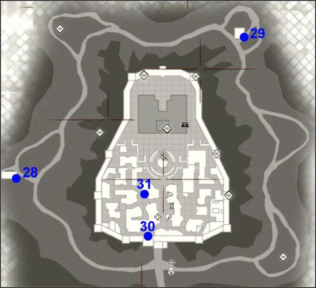 Assassins Creed 2 Feather Locations In Villa Auditore Assassin S