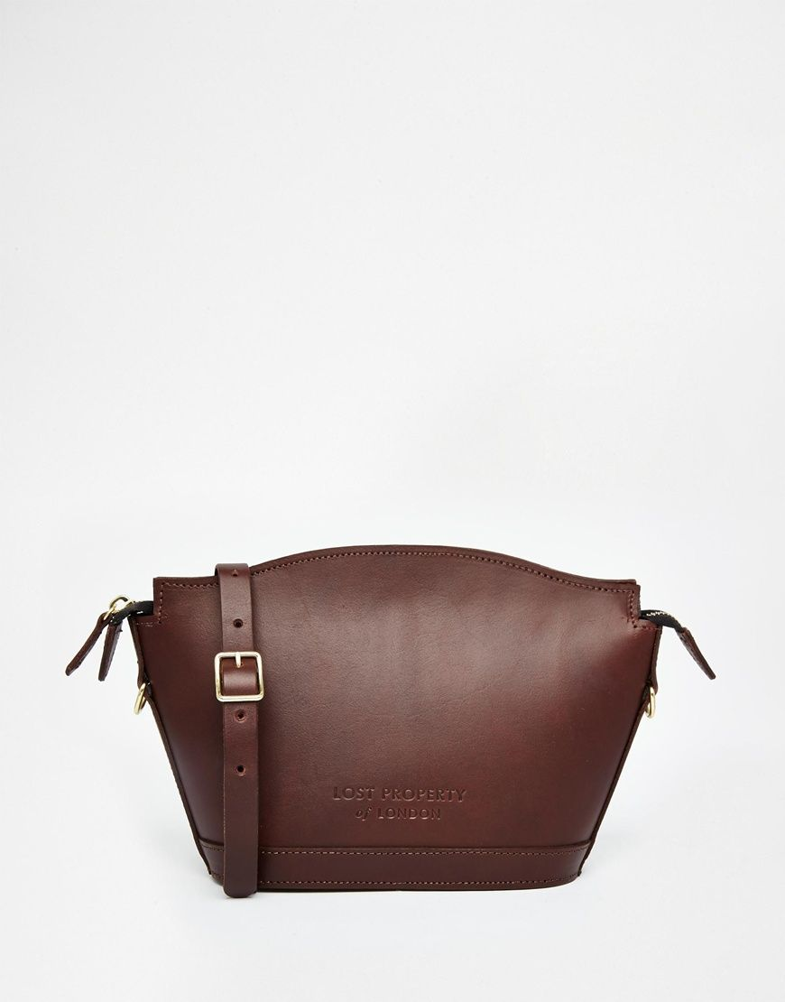 BAGS - Cross-body bags Lost Property of London pPsBbd