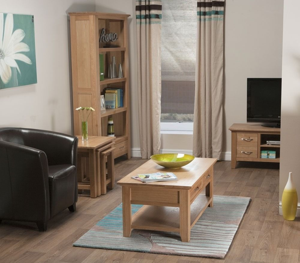 Sherwood Oak Wall Mirror Oak Furniture Living Room Light Oak Living Room Furniture Oak Dining Room Set
