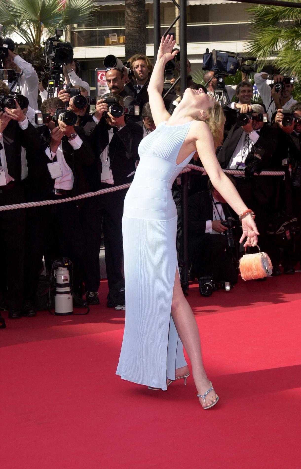 ecfa4946e72 Les plus belles apparitions mode sur le tapis rouge du Festival de Cannes - Madame  Figaro