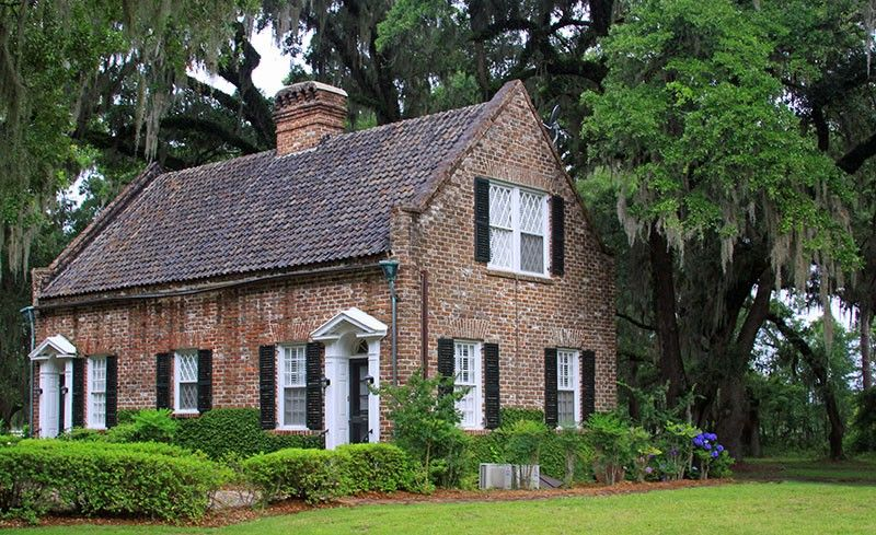 Historic Bed Breakfast Just North Of Charleston In Georgetown Sc