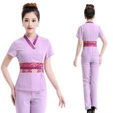 Abrigos para enfermeras
