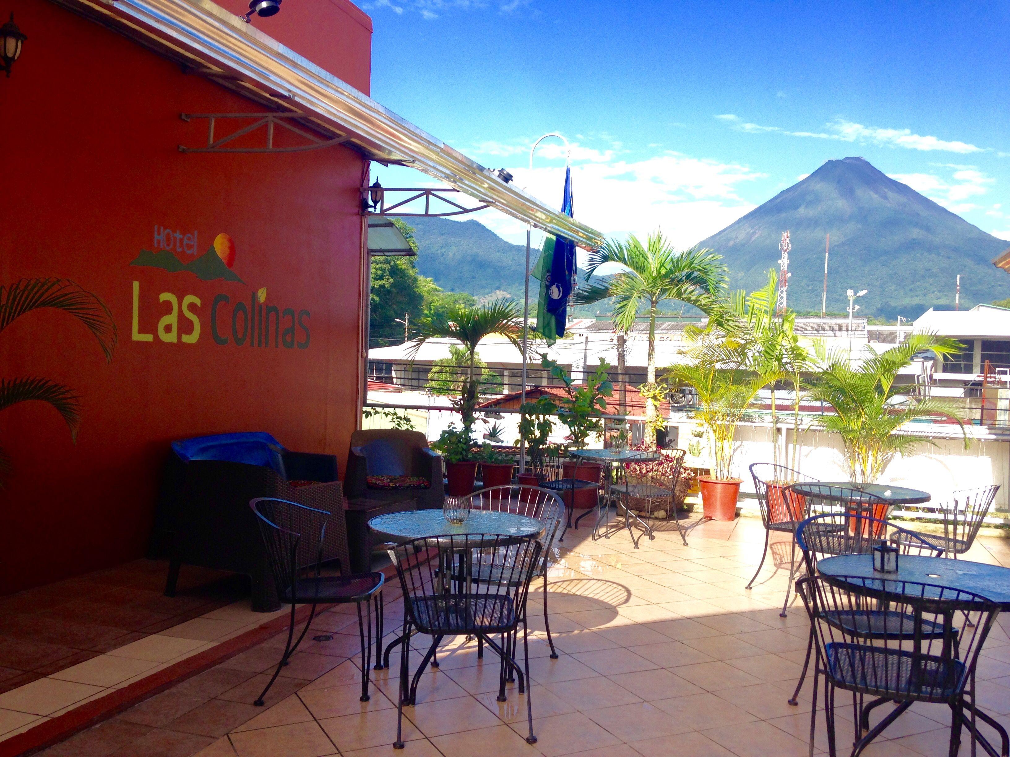 Hermoso amanecer Feliz viernes Hotel Las Colinas