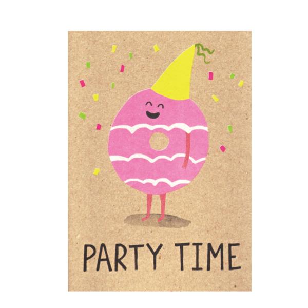 Mmmm Party rings www.toowrappedup.com