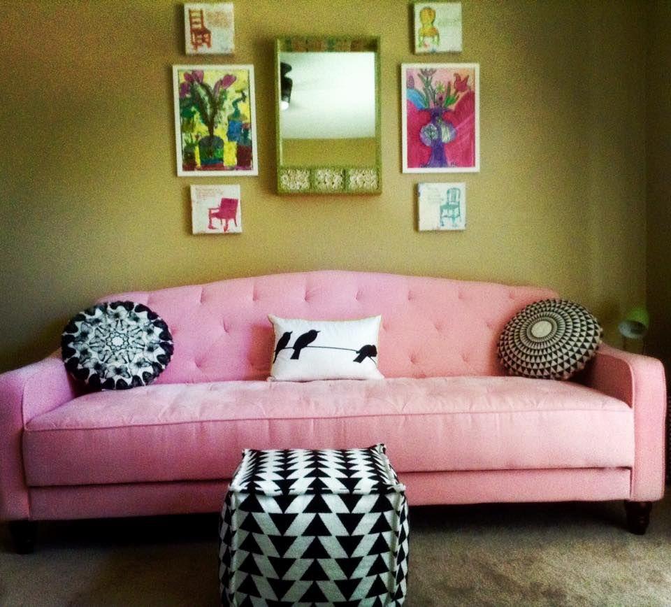9 By Novogratz Vintage Tufted Sofa Sleeper Ii Multiple Colors Navy Velour Walmart Com Tufted Sofa Navy Home Decor Gorgeous Sofas