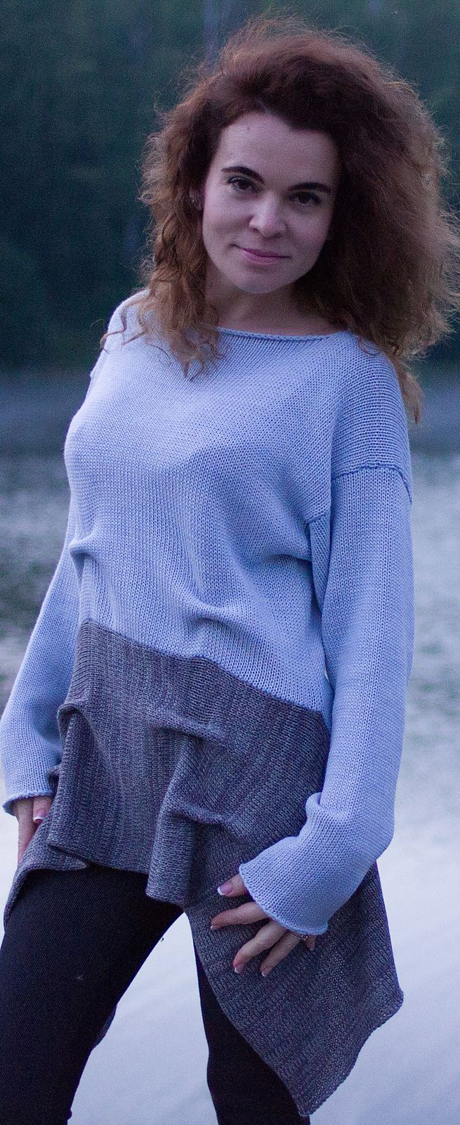 Nimue sweater pattern by ToBeStudio   Clothes