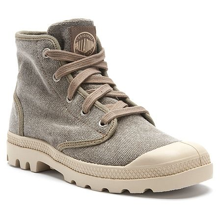 Pampa Canvas BoueWomen's Shoes Palladium Hi In My jMqVzULSpG