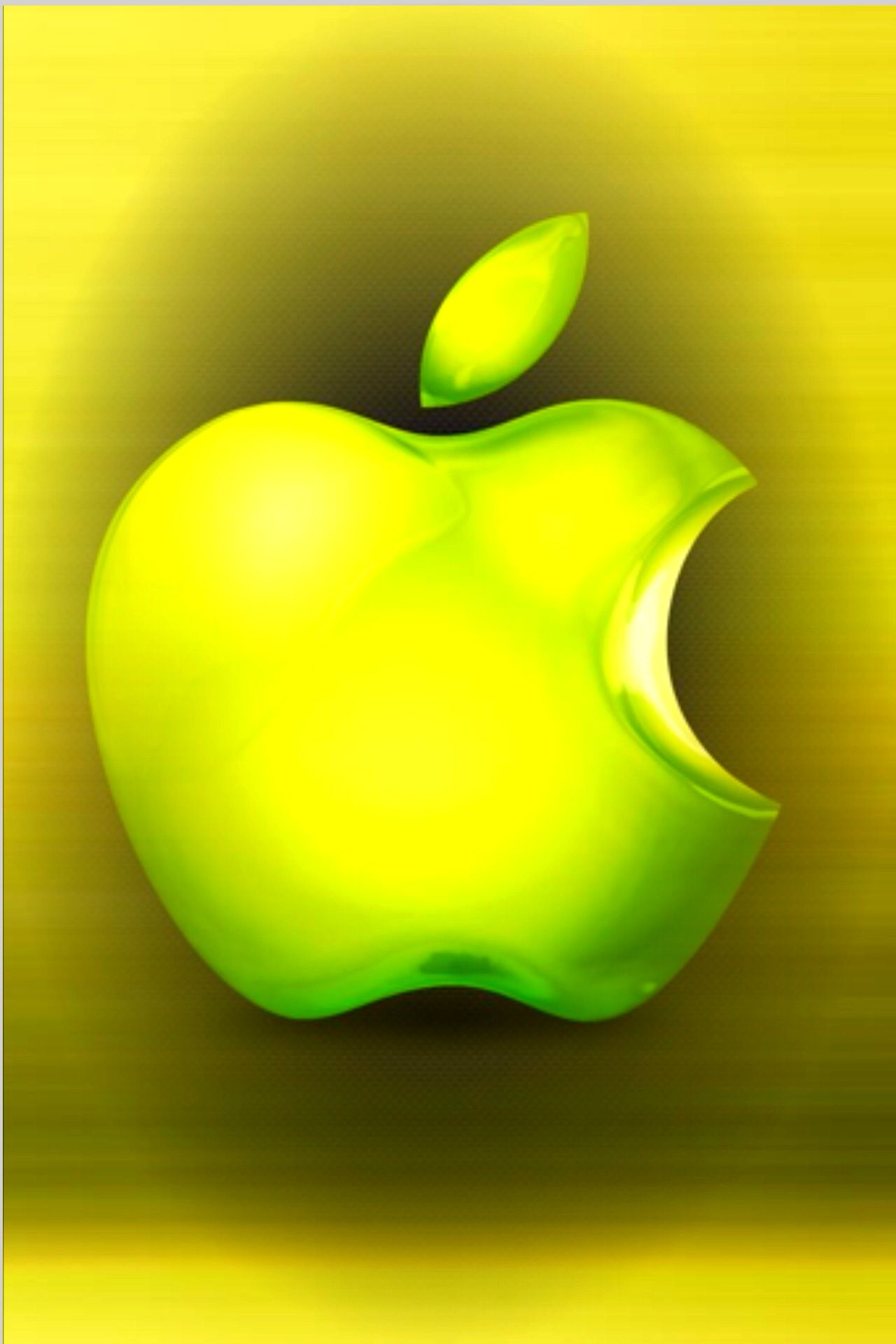 bright apple logo Bing images Iphone achtergrond