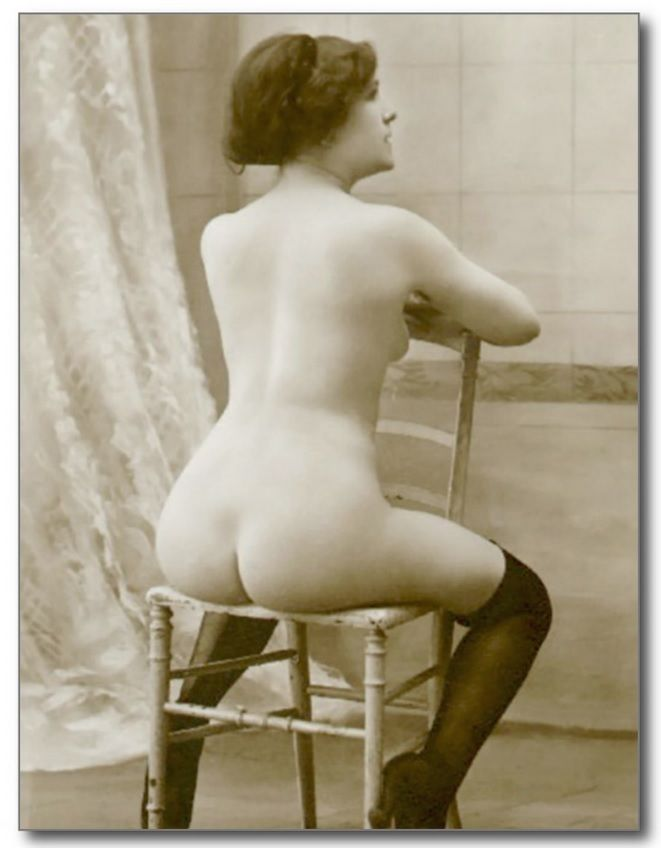 Hary harley nude photos