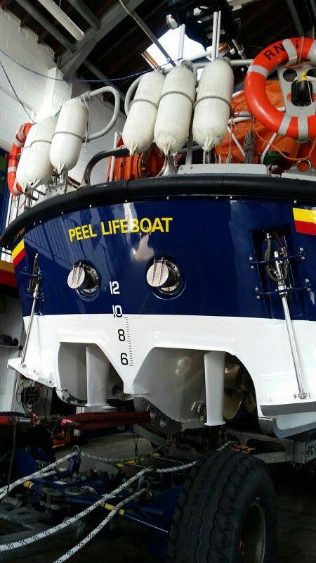 Peel's lifeboat