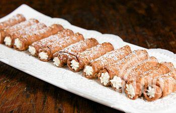 Photo of Cream Pastry Tubes