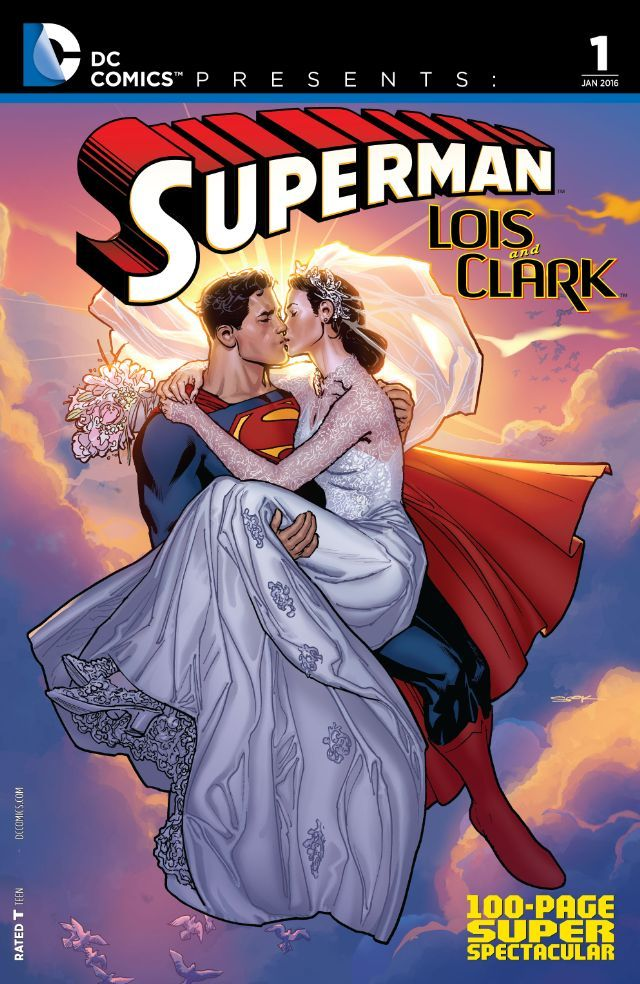 Book Girl: Art of the Day: Lois Lane, Clark Kent and Jimmy