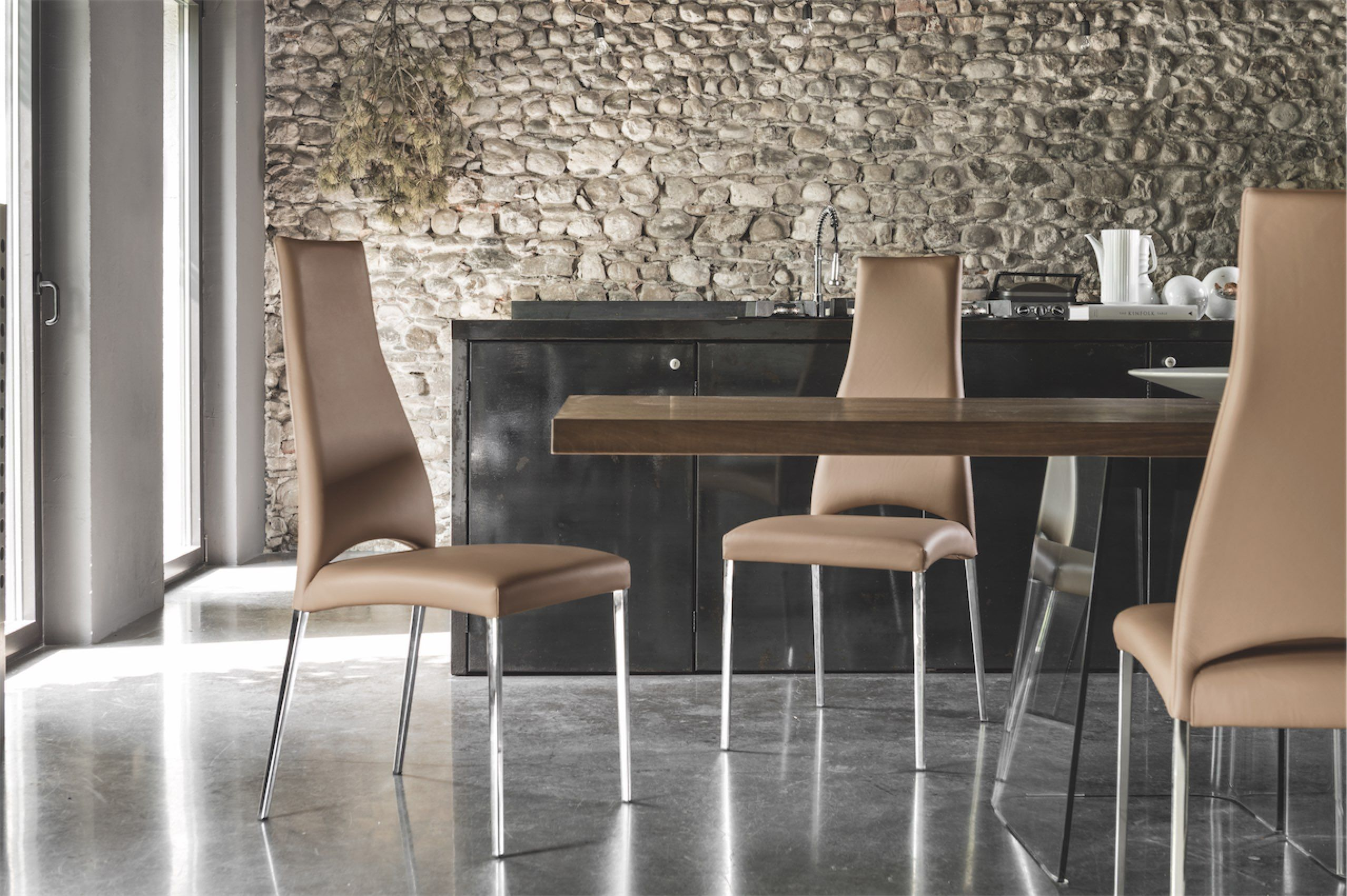 Tarba Mobili ~ Calligaris omnia extending dining table comes in a wide range