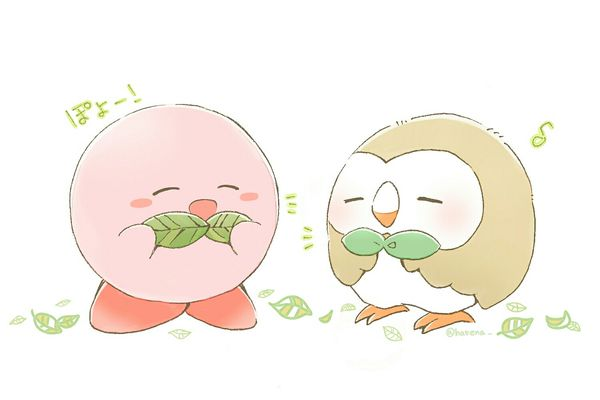 Create A Kirby Character Noll: The Nintendo Board