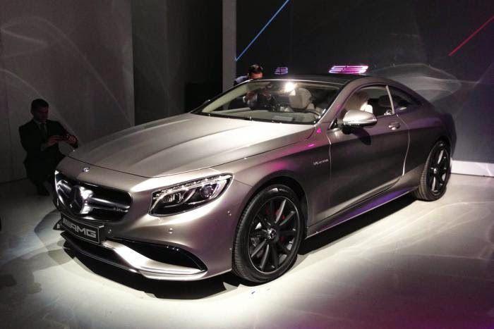 Xe Mercedes S63 AMG Coupe đã có một kết thúc tốt đẹp tại một sự kiện trực tiếp vào đêm trước khi diễn ra New York motor show. http://oto-xemay.vn/can-ban-xe-oto-cua-cac-hang/mercedes-benz-35.html