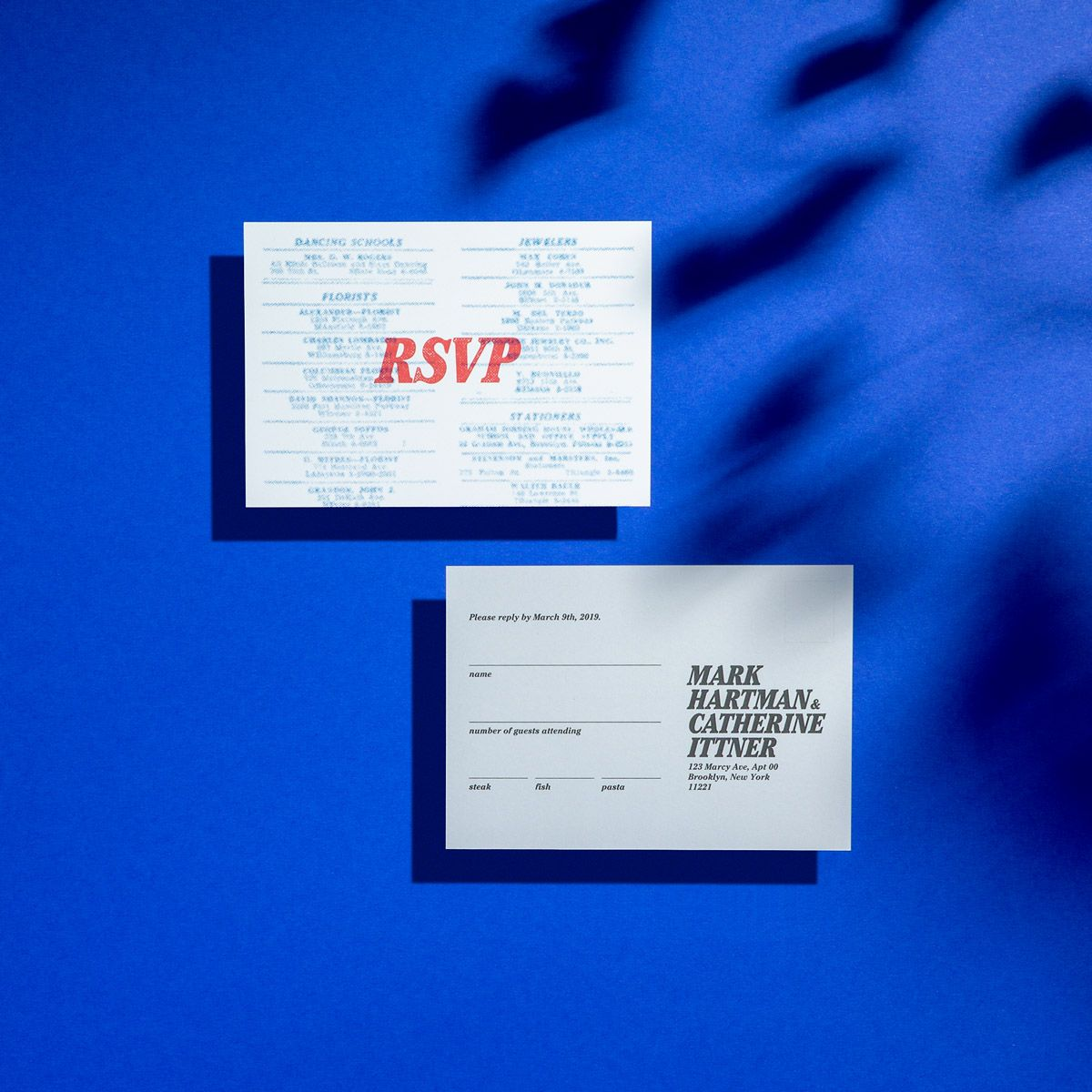Classified Suite Rsvp Spring Summer 2019 Classified Is An Intelligent Type Focused Design Using Real Clippings With Images Rsvp Wedding Stationery Stationery Collection