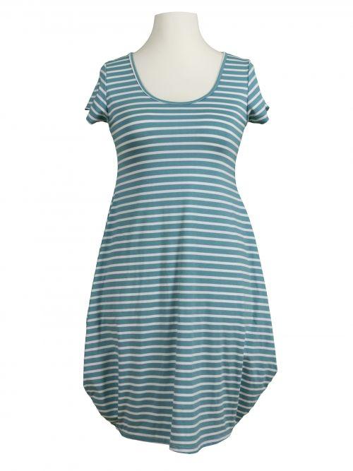 Tunika Kleid Gestreift Aqua Kleider Pinterest Kleider Tunika