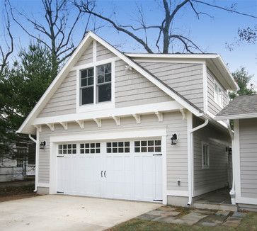 Detached Garage With Carport Design Ideas Pictures Remodel And