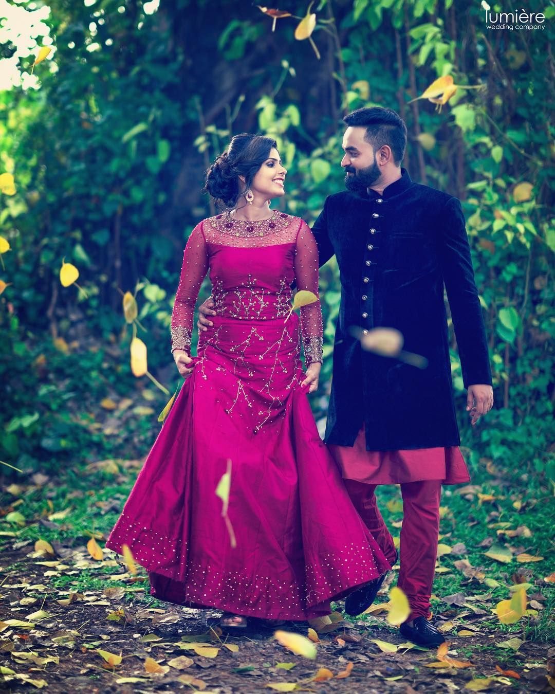 Image May Contain 2 People People Standing And Outdoor Engagement Dress For Bride Bride Reception Dresses Gown Party Wear,Simple Affordable Wedding Dresses