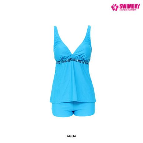 I found this amazing SwimBay 1-Piece Halter Swimwear - Extended Sizes & Assorted Colors at nomorerack.com for 65% off.