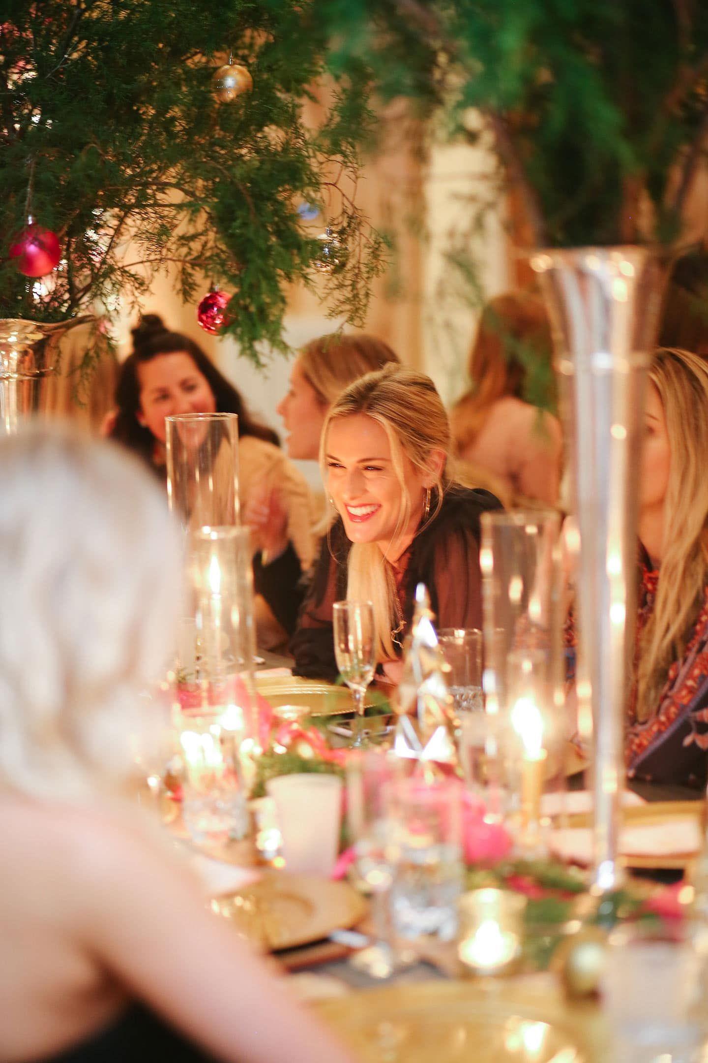 'Sleigh Girl Sleigh' Holiday Party in Nashville Pizzazzerie