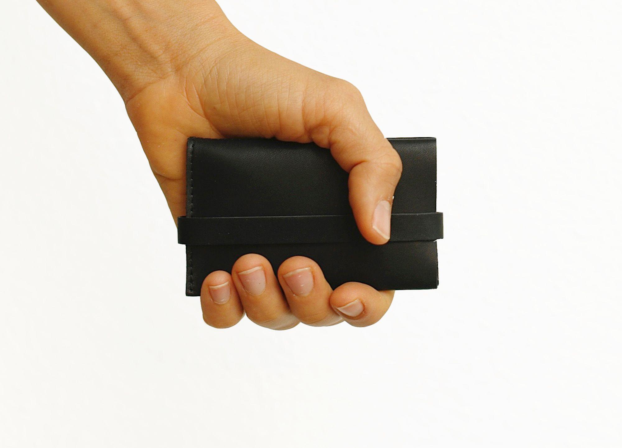 Leather purses by Jule Waibel on Unfolded Wallets | Usb ...