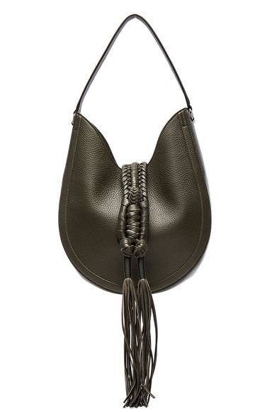 d0dbbf962cfe Shop for Altuzarra Ghianda Hobo Knot Small Bag in Cactus at FWRD. Free 2 day