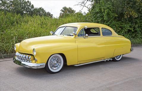 1949 Mercury Capri Monarch Fast Lane Classic Cars Classic