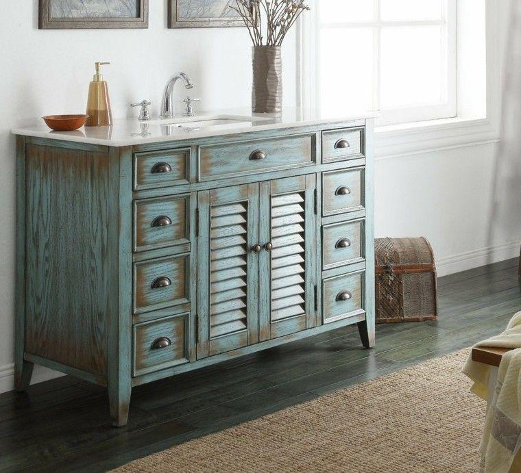 Muebles de ba o baratos para todos los gustos decoraci n - Muebles de decoracion baratos ...