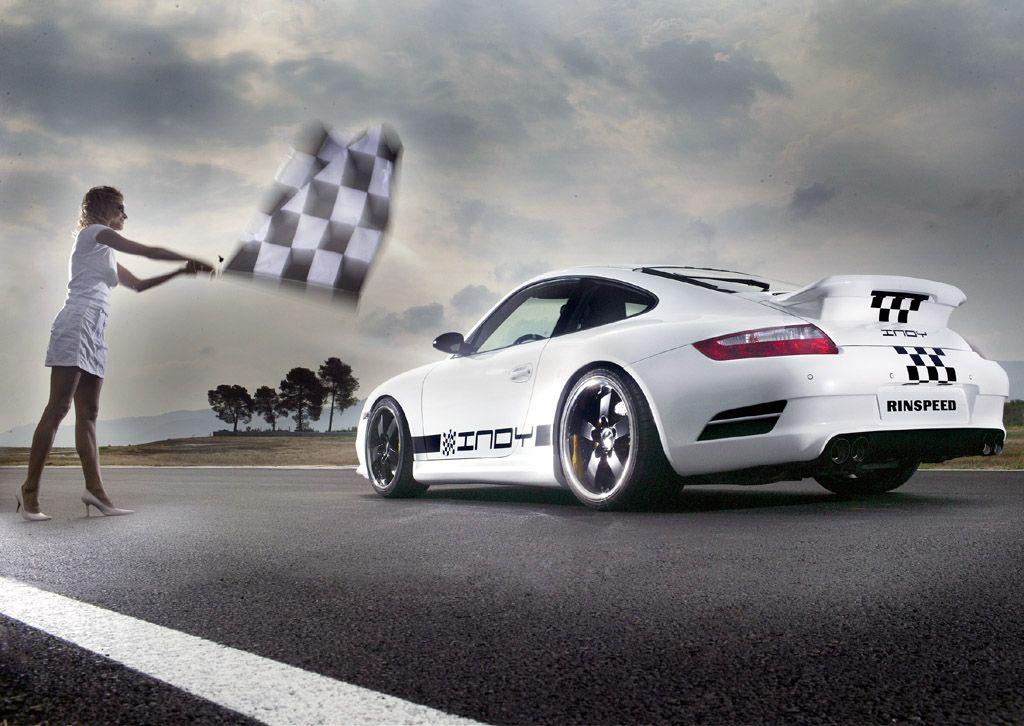 2005 Rinspeed Indy Image Porsche Pinterest