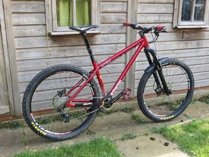 The Sexiest Am Fr Enduro Hardtail Thread Please Read The Opening