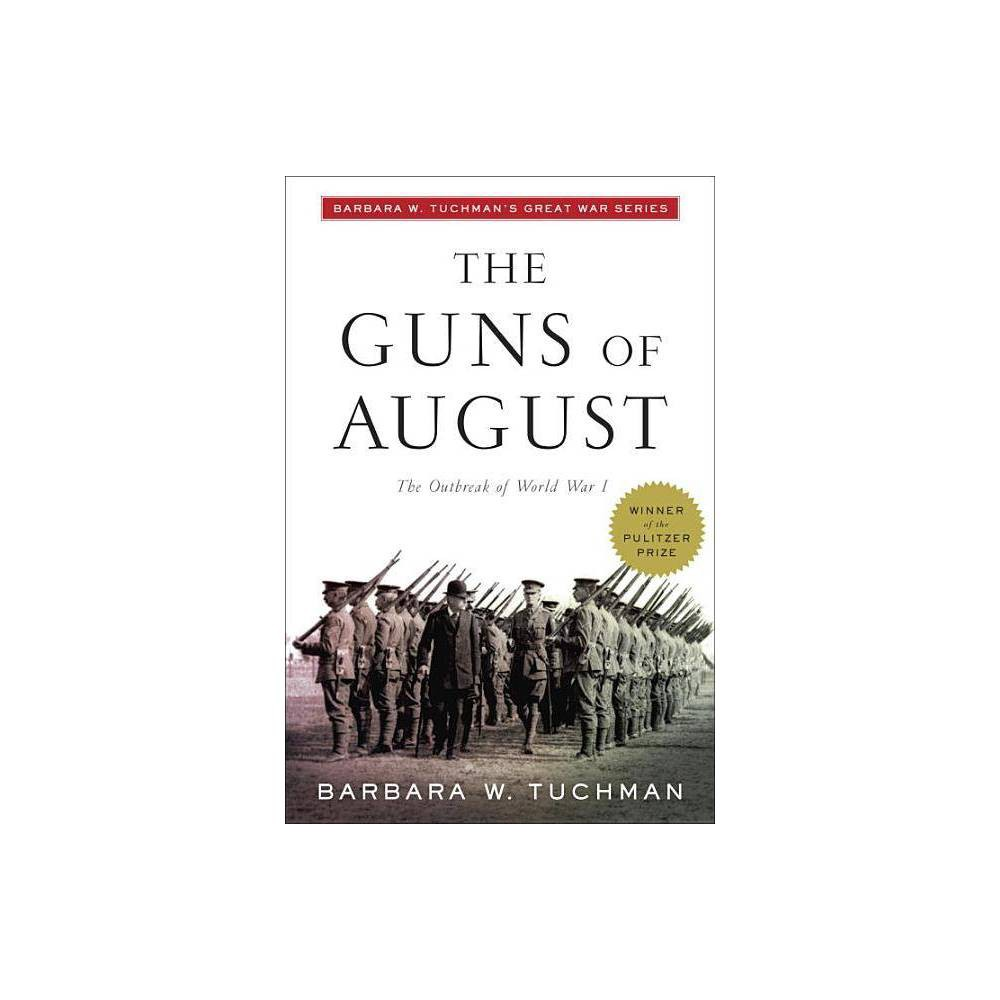 The Guns Of August Modern Library 100 Best Nonfiction Books By