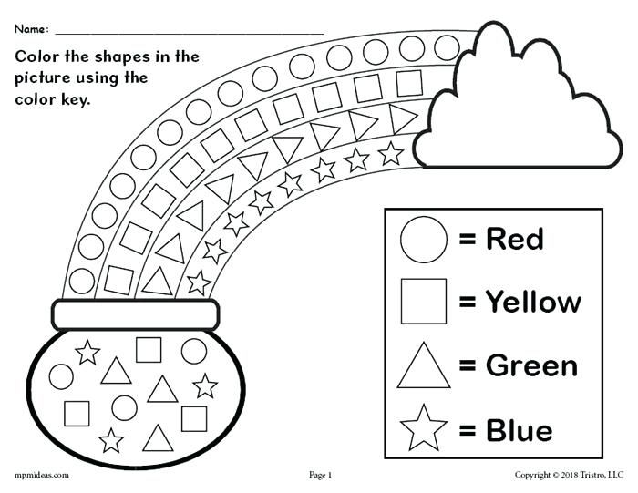 Printable Colors Worksheet Color Worksheets For Preschool Kindergarten Colors Preschool Colors