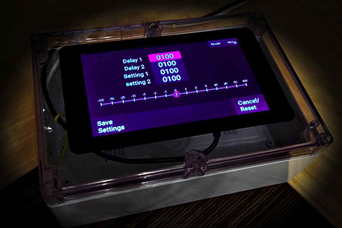 Touch Panel Display