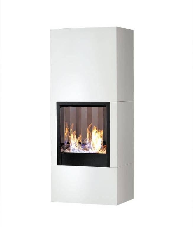 Ethanolkamin Fuego 19 - Echtes Kaminfeuer ohne Schornstein HARK - wohnzimmer kamin ethanol