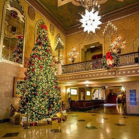 Image result for alabama theater christmas