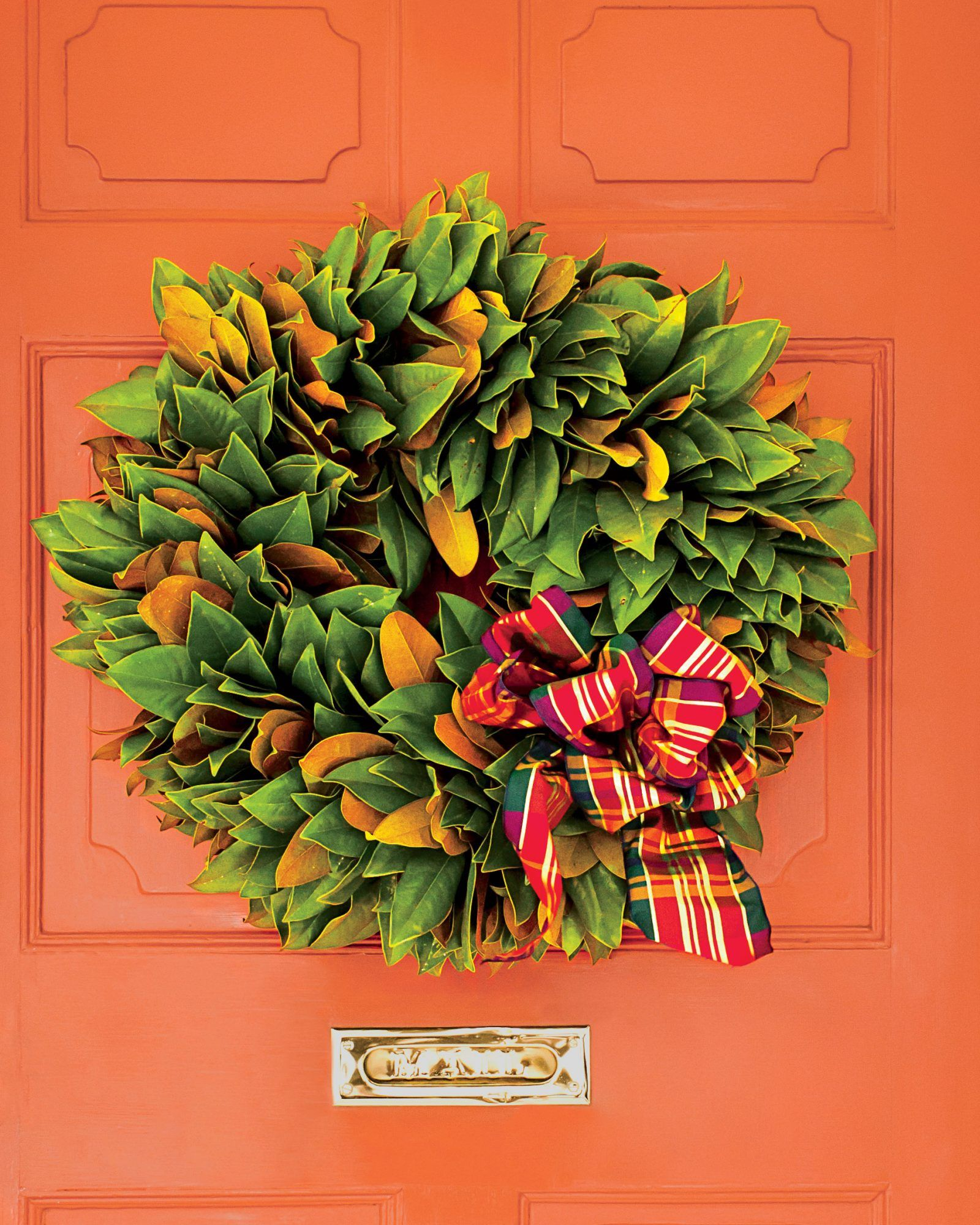 58 Christmas Wreath Ideas for Windows, Doors, and More