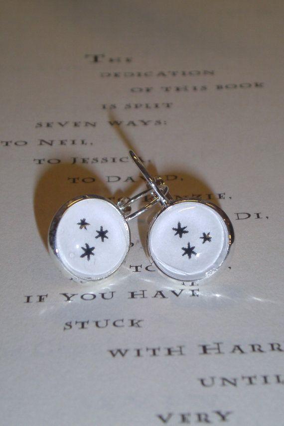 Harry Potter Star Earrings