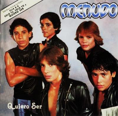 Menudo Quiero Ser 1981 Imagenes De Chayanne Agrupacion Musical Menudo Banda