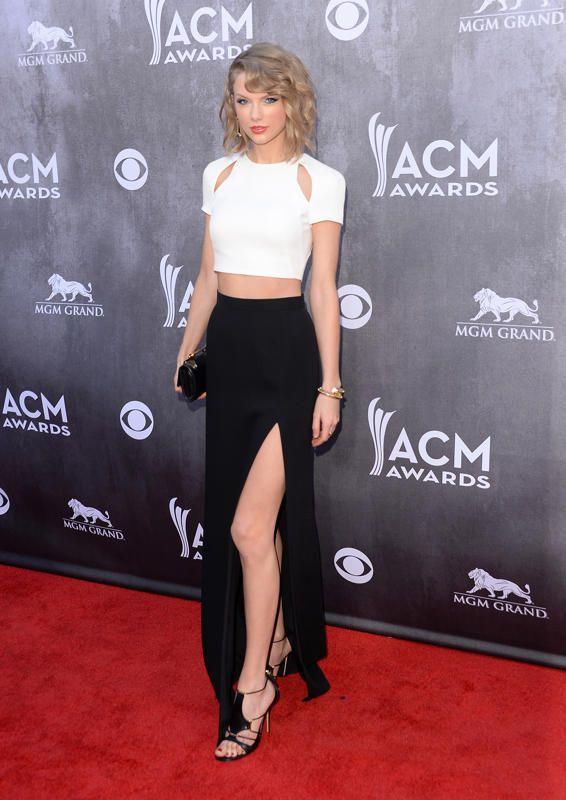 2014 ACM Awards fashion: Taylor Swift best dressed, Guy